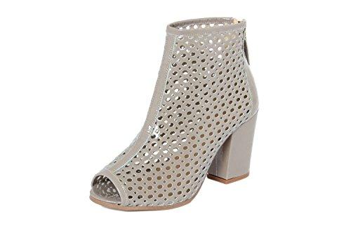 Zapatos rosas Gianni Gregori para mujer Compre una vista económica Popular en línea Entrega rápida de entrega en línea XU4lNL