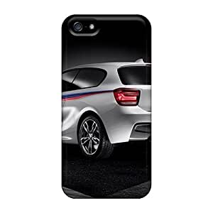 Hot Design Premium SbF3604Yheg Tpu Case Cover Iphone 5/5s Protection Case(bmw M135i Concept)