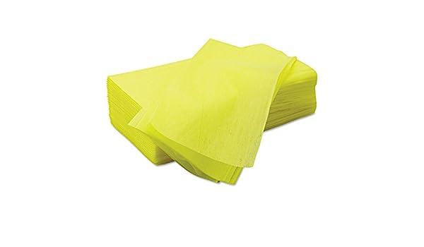 Amazon.com: Chix 8673 Masslinn Dust Cloths, 22 x 24, Yellow, 150/Carton: Health & Personal Care