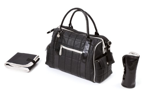 dBb-remond 416300 - bolsos de mujer (Negro, Negro, Faux leather, Nylon)