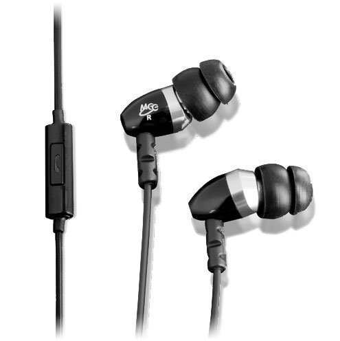 Electronics EP N9P BK MEE Black Isolating Earbuds