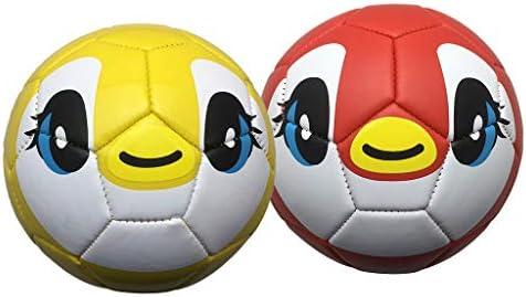SM SunniMix 2pcs Balón de Fútbol para Niños con Patrones Numéricos ...