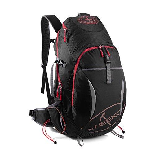 mountaineering backpack/Couple waterproof Bulk Pack/Outdoor backpack/ hiking Pack-E by GHSQIAUVVERP