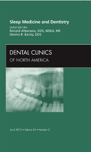 Sleep Medicine and Dentistry, An Issue of Dental Clinics, 1e (The Clinics: Dentistry)