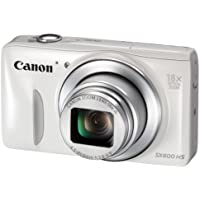 Canon Digital Camera Power Shot Sx600 Hs 18x Optical Zoom Pssx600hs