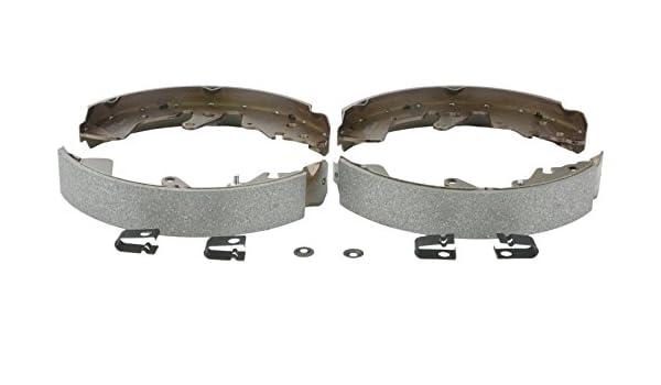 SHOE KIT REAR BRAKE 1 Year Warranty Febest # 0702-JB627R