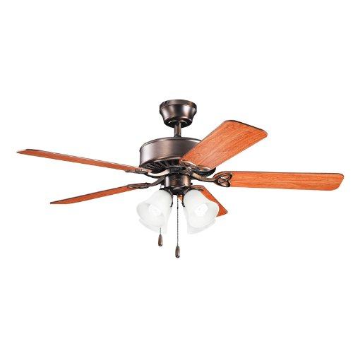 Kichler 339240OBB 50`` Ceiling Fan by Kichler Lighting