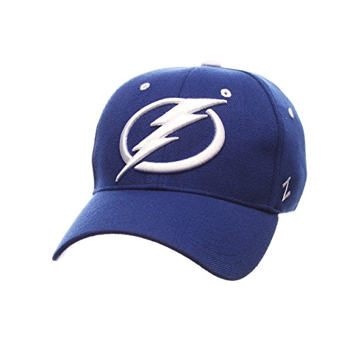 NHL Tampa Bay Lightning Men's Breakaway Cap, Royal, X-Large – DiZiSports Store