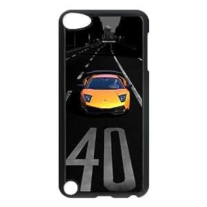 Lamborghini Aventador Car 35 iPod TouchCase Black yyfabb-161773