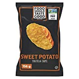 Food Should Taste Good Gluten Free Sweet Potato Tortilla Chips, 156 Grams