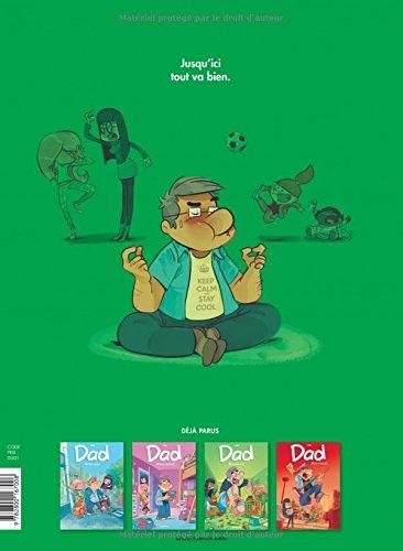Amazon Fr Dad Tome 3 Les Nerfs A Vif Nob Livres