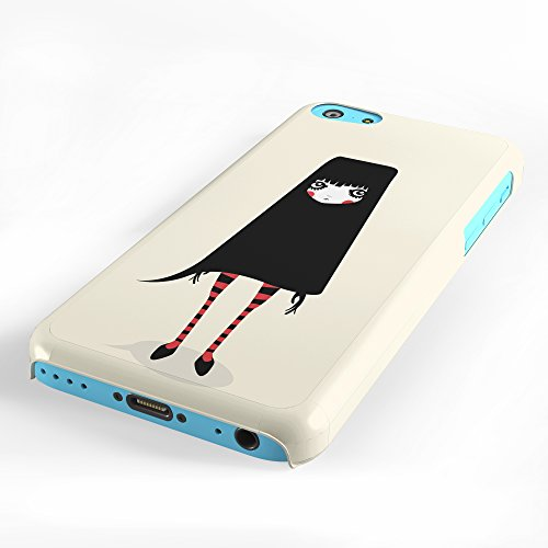 Koveru Back Cover Case for Apple iPhone 5C - Covered Cat