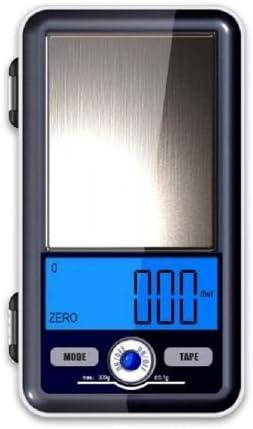 Promoción – Báscula de bolsillo alta precisión (mide hasta centésimas de gramo, oro, quilates 200 G x 0,01 G: Amazon.es: Grandes electrodomésticos