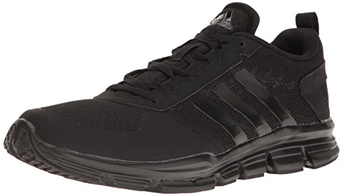 adidas Performance Men's Speed 2 Cross Trainer, Black/Black/Black, (11.5 M US)