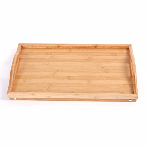 Simple Bamboo Tea Table Wood Color by SHUTAO (Image #1)