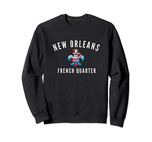 New Orleans Historic French Quarter Sweatshirt