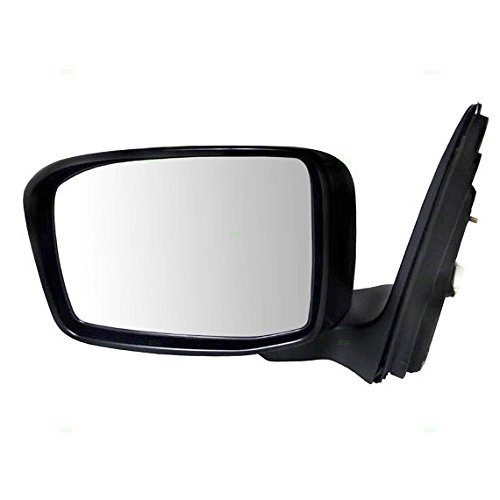 Drivers Power Side View Mirror Heated Replacement for Honda Van 76250-SHJ-A43ZC AutoAndArt