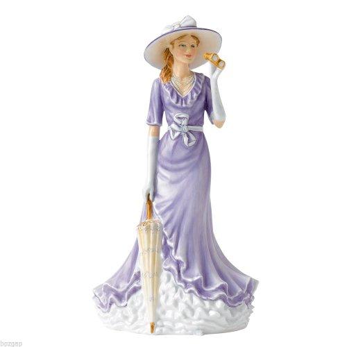 Birthday Doulton Figurine Royal (Royal Doulton Pretty Ladies, Happy Birthday)