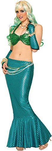 Forum Novelties Women's Mermaid Costume Long Tail