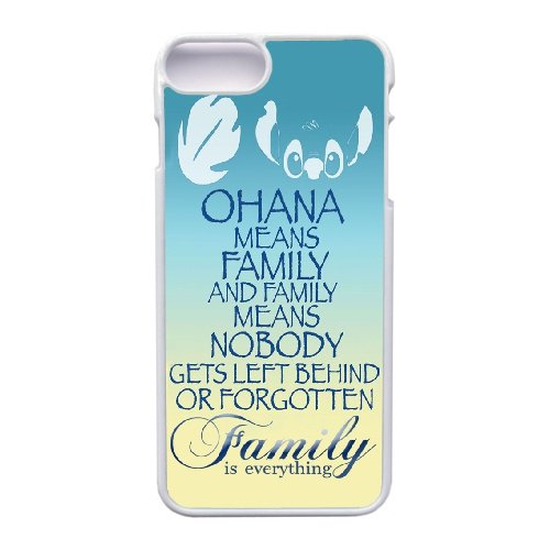 Coque,Apple Coque iphone 7 Plus (5.5 pouce) Case Coque, Generic Family Is Everything Quote Ohan Cover Case Cover for Coque iphone 7 Plus (5.5 pouce) blanc Hard Plastic Phone Case Cover