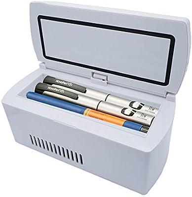 YPBX Refrigerador De Insulina para Viaje, Caja Refrigerada De ...