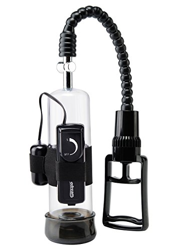 Pipedream Pump Worx Deluxe Vibe Power Pump -  Pipedream Products, PD3271-23