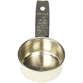 Amazon.com: Chef Craft - Medidor de café de acero inoxidable ...