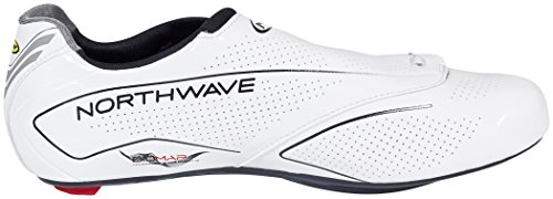 Northwave Flash - Zapatillas - blanco 2017 White