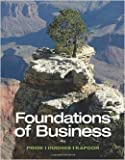 img - for Foundations of Business by William M. Pride (2015-07-03) book / textbook / text book