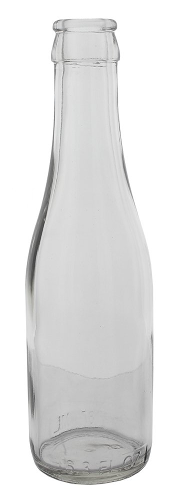 187 ml Clear Champagne Bottles, 24 per case by Northern Brewer