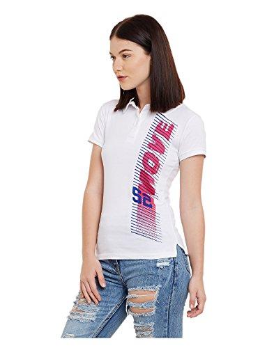 Yepme - Ettie High Performance Polo - Weiß