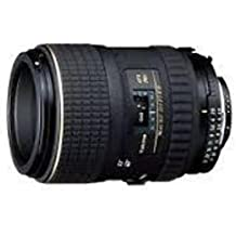 Tokina 100mm f/2.8 at-X M100 AF Pro D Macro Autofocus Lens for Canon EOS (International Model) +Deluxe Cleaning Kit + 55mm UV Filter