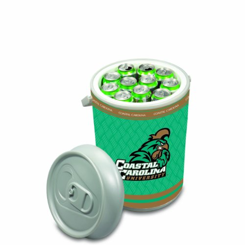 picture of NCAA Coastal Carolina Chanticleers Mega Can Cooler, 5-Gallon