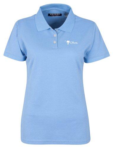 Manches Pour 47 Avec 3 Razorbacks Brand Bleu Polo Arkansas Surf Femme nbsp;boutons Rayé Ncaa W4qZP4
