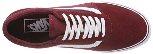 Basses Vans Cabernet Maddie R6y Rouge Femme Sneakers Suede canvas suede canvas zIHqrIw