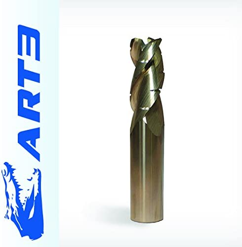 3 Fl 37/° HLX ART3 Series 2.5 IN | 1.0 IN .06 IN GW Schultz Tool .375 IN CARBIDE END MILL RADIUS LOC /Ø.375 IN OAL SHK