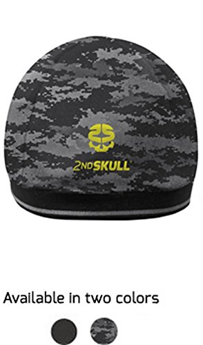 2nd Skull Protective Head Gear Camo, Youth (Small) (Best Anti Concussion Football Helmets)