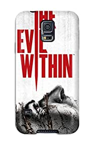 Rosemary M. Carollo's Shop Hot Style Protective Case Cover For Galaxys5(the Evil Within Game) 7099221K42643495