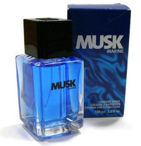 Musk Marine - Avon Musk Marine Cologne Spray