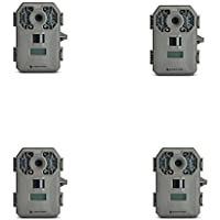 (4) Stealth Cam G30 TRIAD Technology Equipped Digital Trail Game Camera 8MP | STC-G30