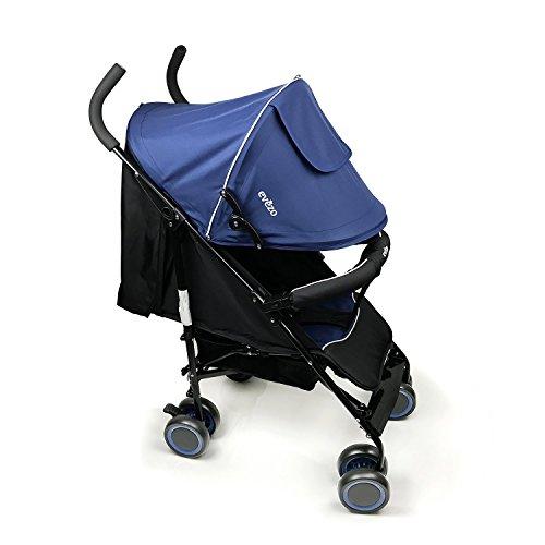 5 Point Harness Reclining Stroller - 2