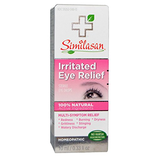 Pink Eye Relief Drops (Irritated Eye Relief 0.33 Ounces (Formerly Pink Eye Relief))