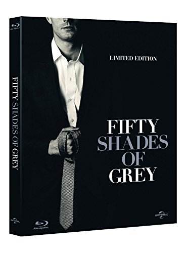 Fifty Shades of Grey Digibook [Blu-ray]