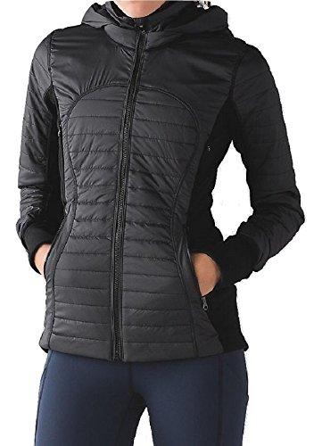 Lululemon First Mile Jacket Black - Lululemon Run Jacket