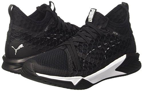 Nero Wn's Sportive white black Netfit Ignite Scarpe Xt Puma Indoor Donna wqA8Sgt8RX