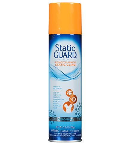 Static Guard Spray -- 5.5 oz. (Pack of -