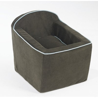 Diam Dog Booster Car Seat Color: Espresso (Sky) by Bowsers