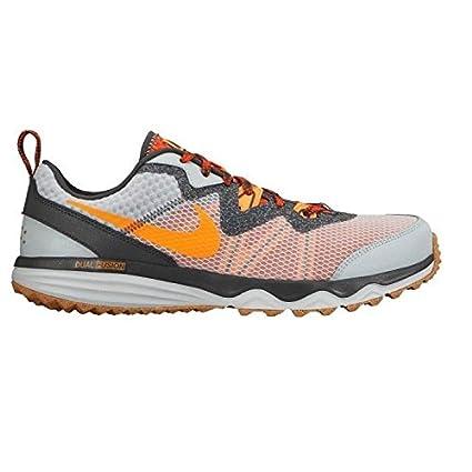 NIKE-zapatillas Trail Dual fusión de Running para hombre Gris gris Talla:42,5: Amazon.es: Deportes y aire libre