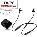 Best Headphones For Tvs - Avantree HT4186 Wireless Neckband Headphones Earbuds for TV Review