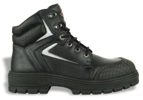 Cofra YUCATAN S3HRO SRC Sicherheit Schuhe Schwarz Größe 41